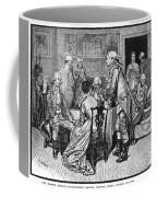 Mrs. Murray And Lord Howe Coffee Mug