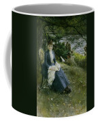 Mrs Symons In Scotland Coffee Mug