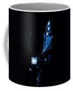 Mrush #12 In Blue Coffee Mug