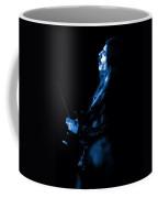 Mrush #13 In Blue Coffee Mug