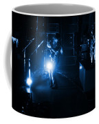 Mrush #33 In Blue Coffee Mug