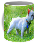 Ms. Quiggly - French Bulldog Coffee Mug
