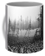 Mt Bachelor Road Coffee Mug