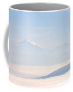 Mt. Baker From San Juan Islands Coffee Mug