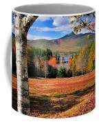 Mt Chocorua - A New Hampshire Scenic Coffee Mug by Thomas Schoeller