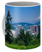 Mt Hood Portland Oregon Usa Coffee Mug