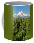Mt. Hood Vertical Coffee Mug