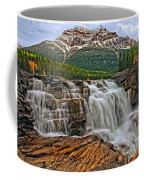 Mt. Kerkeslin  Athabasca Falls Coffee Mug