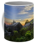 Mt Leconte Before Dawn Coffee Mug by Debra and Dave Vanderlaan