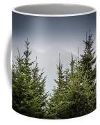 Mt. Mitchell In Fog Coffee Mug