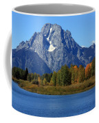 Mt Moran View Coffee Mug