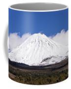 Mt. Ngauruhoe Coffee Mug