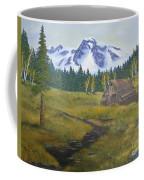 Mt Rainier Ranch Coffee Mug