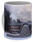 Mt Robson  Coffee Mug