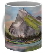 Mt. Rundle Coffee Mug