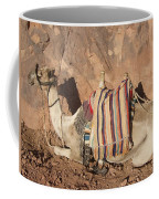 Mt. Sinai's Camel Coffee Mug