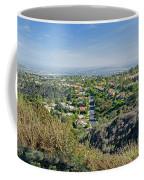 Mt. Soledad - View To The South Coffee Mug