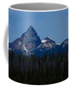 Mt. Thielsen Coffee Mug