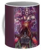 Mt. Vesuvius - Jupiter's Fury Coffee Mug