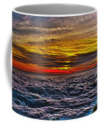 Mt Wilson Sunset Coffee Mug