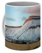 Mt.garfield Winter Coffee Mug