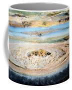 Mud Geyser Yellowstone Np 1928 Coffee Mug