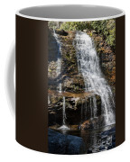Muddy Creek Falls At Low Water At Swallow Falls State Park In Western Maryland Coffee Mug
