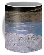 Mudpots Area I I I Coffee Mug