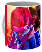 Muffler Guitar Coffee Mug