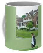 D12w-289 Golf Bag At Muirfield Village Coffee Mug