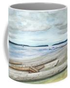 Mukilteo Beach Coffee Mug