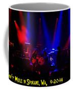 Mule #6 Enhanced With Text Coffee Mug