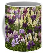 Multi-colored Blooms Coffee Mug
