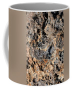 Multi-colored Lava Coffee Mug