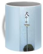 Multi-story Birdhouse Coffee Mug