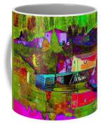 Multicolored Reflections Coffee Mug