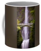 Multnomah Falls Silk Coffee Mug