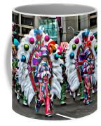 Mummer Color Coffee Mug