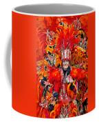 Mummer Red Coffee Mug