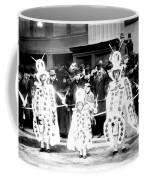Mummers Circa 1909 Coffee Mug