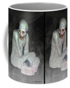 Mummy Dearest - Cross Your Eyes And Focus On The Middle Image That Appears Coffee Mug