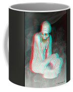 Mummy Dearest - Use Red-cyan Filtered 3d Glasses Coffee Mug