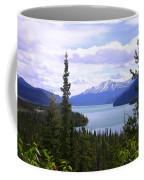 Muncho Lake View Coffee Mug