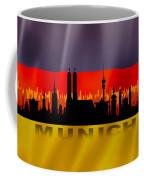 Munich City Coffee Mug