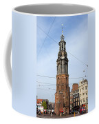 Munttoren In Amsterdam Coffee Mug