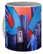 Mural, Nyc, New York City, New York Coffee Mug