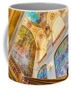 Murals Of Capitole De Toulouse Coffee Mug