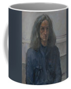 Murray, 2008 Oil On Canvas Coffee Mug
