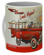 Murray Fire Truck Coffee Mug