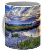 Murrells Inlet Sunset 4 Coffee Mug by Mel Steinhauer